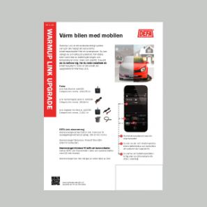 Product Sheets Swedish Sales Sheet Printed Material Online Manual
